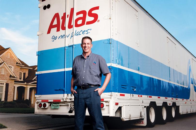 Atlas - go new places.